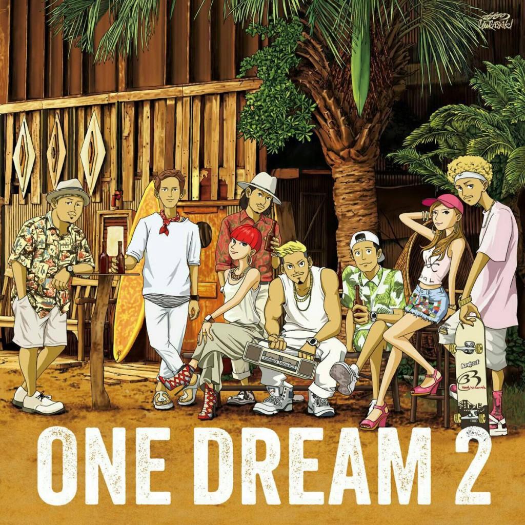 ONE DREAM2 発売日・収録曲・感想