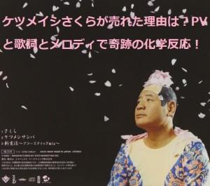 ケツメイシさくらはなぜ売れた?PVと歌詞とメロディの化学反応!
